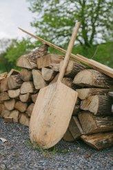 Wood fired
